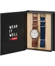 Timex TWG012500 Dameshorloge voor weekendhorloges