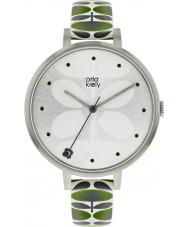 Orla Kiely OK2191 Dames klimop horloge