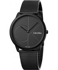 Calvin Klein K3M514B1 Mens minimaal horloge