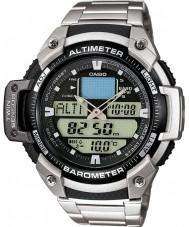Casio SGW-400HD-1BVER Mens sportartikelen dubbele sensor waardoor lage temperaturen bestendige horloge