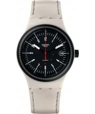 Swatch SUTM400 Sistem51 - Sistem cream automatisch horloge