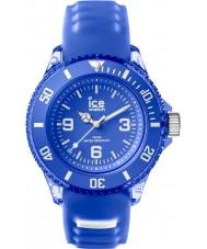 Ice-Watch 001456 Ice-aqua small amparo blauwe siliconen band horloge