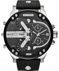 Diesel DZ7313 Mens mr papa 2,0 zwarte multifunctionele horloge