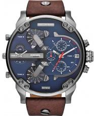 Diesel DZ7314 Mens mr papa 2,0 bruin multifunctioneel horloge