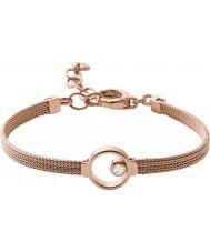 Skagen SKJ0851791 Ladies elin rose goud vergulde armband