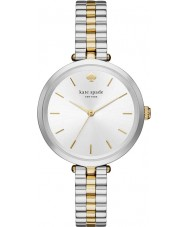 Kate Spade New York KSW1119 Ladies holland two tone stalen armband horloge