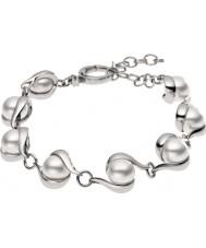 Skagen SKJ0092040 Ladies Agnethe zilveren parel armband