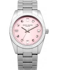 Daisy Dixon DD003SM Ladies edie zilveren armband horloge