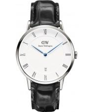 Daniel Wellington DW00100108 Dapper 38mm lezen zilveren horloge