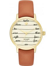 Kate Spade New York KSW1237 Dames metro horloge