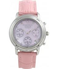 Krug-Baumen 150572DL Ladies principe diamant chronograaf
