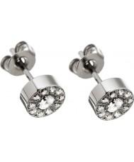 Edblad 41530067 Ladies Thassos mini silver staal studs