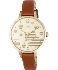 Radley RY2398 Ladies Ormond bruin lederen band horloge