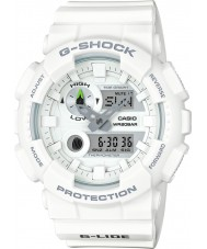 Casio GAX-100A-7AER Mens G-SHOCK wereldtijd wit combi horloge