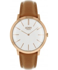 Henry London HL40-S-0240 Iconisch horloge