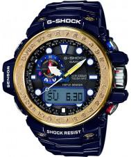 Casio GWN-1000F-2AER Mens G-SHOCK gulfmaster blauw triple sensor op zonne-energie horloge