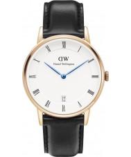 Daniel Wellington DW00100092 Dapper 34mm Sheffield nam gouden horloge