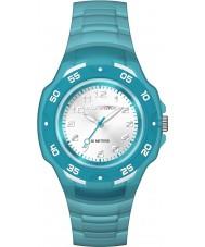 Timex TW5M06400 Kids marathon blauw hars Strap Watch