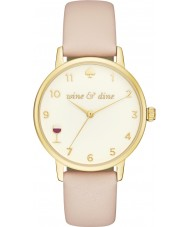 Kate Spade New York KSW1245 Dames metro horloge
