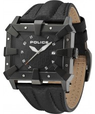 Police 93404AEU-02A Heren detroit horloge