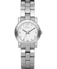 Marc Jacobs MBM3055 Ladies amy mini zilveren horloge