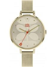 Orla Kiely OK4062 Dames klimop horloge