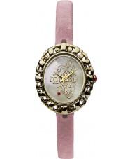 Vivienne Westwood VV005CMPK Dames rococo horloge