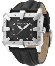 Police 93404AEU-02 Heren detroit horloge