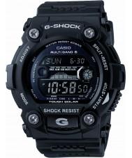 Casio GW-7900B-1ER Mens G-SHOCK radiogestuurde zonne zwart horloge