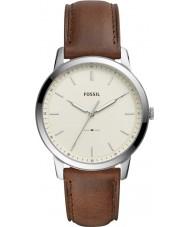 Fossil FS5439 Mens minimalistisch horloge