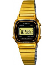 Casio LA670WEGA-1EF Collection vergulde digitaal horloge