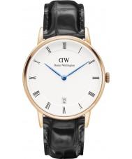 Daniel Wellington DW00100118 Dapper 34mm lezing nam gouden horloge