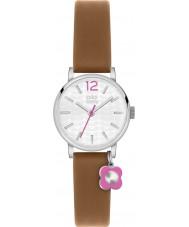 Orla Kiely OK2145 Dames bloem horloge