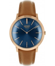 Henry London HL40-S-0244 Iconisch horloge