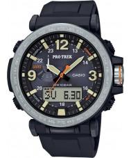 Casio PRG-600-1ER Mens pro trek op zonne-energie zwarte digitaal horloge