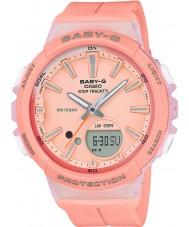 Casio BGS-100-4AER Dames baby-g horloge