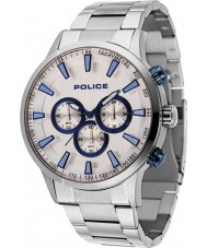 Police 15000JS-04M Mens momentum horloge