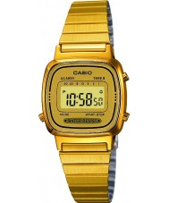 Casio LA670WEGA-9EF Collection vergulde horloge