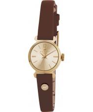 Radley RY2052 Ladies vintage bruin lederen band horloge