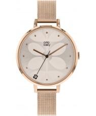 Orla Kiely OK4064 Dames klimop horloge
