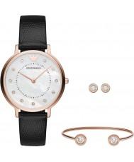 Emporio Armani AR80011 Dames jurk horloge