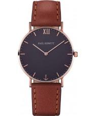 Paul Hewitt PH-SA-R-ST-B-1M Sailor lijn horloge