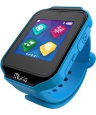 Kurio C16500 Kids blauw hars touch screen slimme horloge