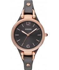 Fossil ES3077 Ladies Georgië grijs horloge