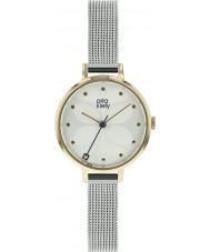 Orla Kiely OK4065 Dames klimop horloge