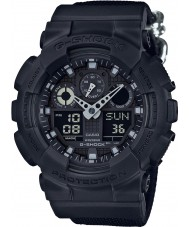 Casio GA-100BBN-1AER Mens g-shock horloge