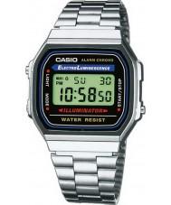 Casio A168WA-1YES Verzameling klassieke digitaal horloge