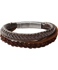 Fossil JF85296040 Heren armband