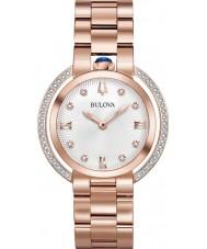 Bulova 98R248 Dames Rubaiyat horloge