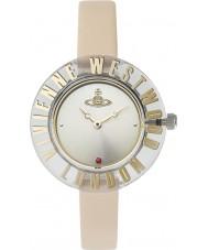 Vivienne Westwood VV032BG Dames duidelijkheid horloge